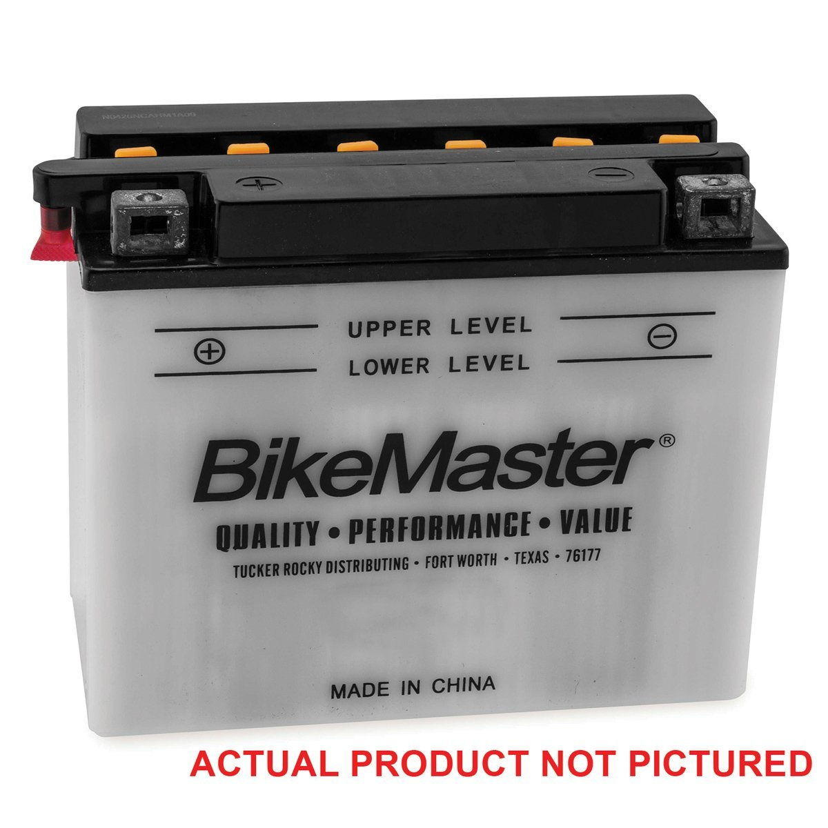 BikeMaster Conventional Battery CHD-4-12