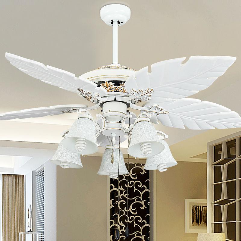 fashion vintage ceiling fan lights style fan lamps bedroom