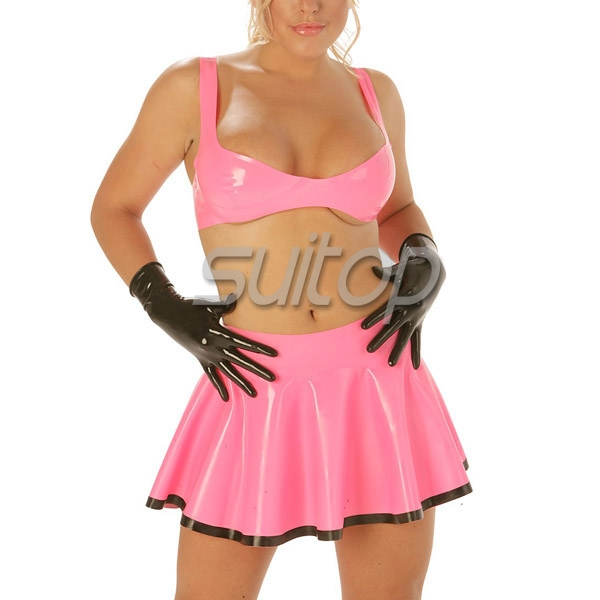 4ef454c9539 Buy Latex Rubber Strapless Skating Dress in Cheap Price on Alibaba.com