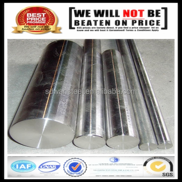 Annealed Standard B574 Annealed and Spring Temper Hastelloy C276 forged steel bars / rods