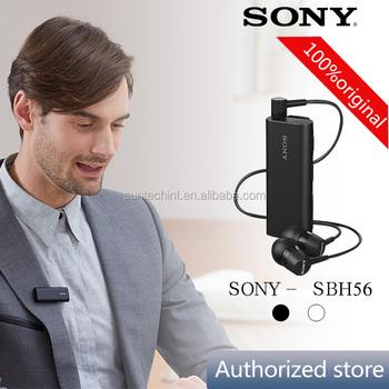 100 Original Sony Sbh56 Bluetooth Headset Black Nfc Black Silver Sbh70 Sbh80 View Bluetooth Stereo Headset Sony Product Details From Suntech Enterprises International Limited On Alibaba Com