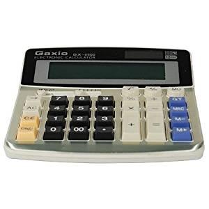 Safety Technology HC-CALCU-DVR Calculator Hidden Spy Camera with Built in DVR