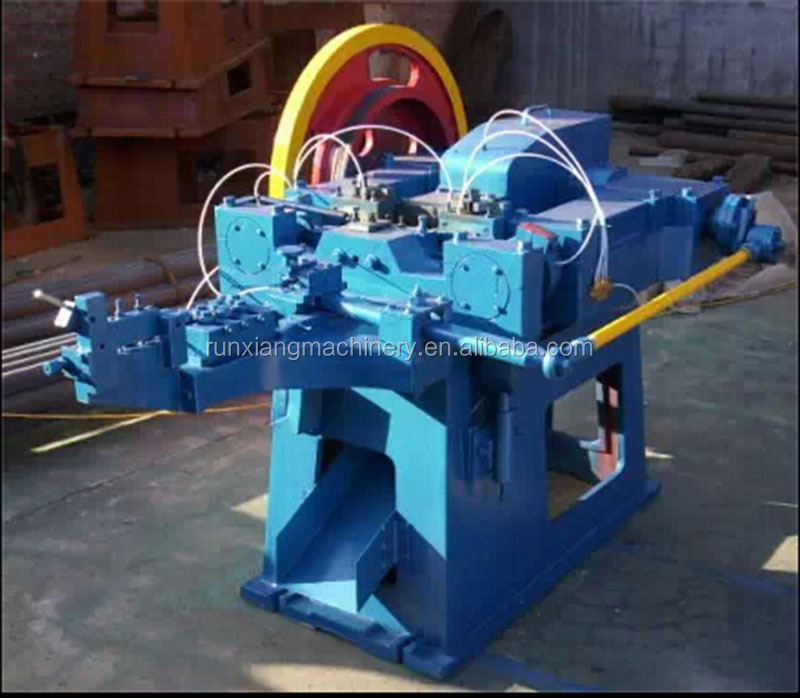 China Factory Recycling <strong>scrap</strong> steel wire nail making machine\nail maker production line For Sale