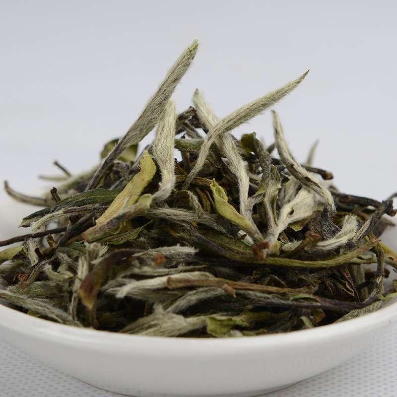 EU standard Best quality White Tea Pai Mu Dan White Peony tea Loose Leaf - 4uTea | 4uTea.com