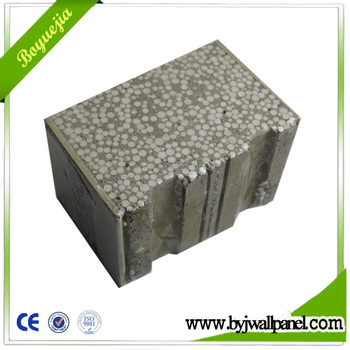New building material eps foam construction blocks view for Foam blocks building construction