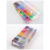 100 colors different highlighter metallic gel ink pen