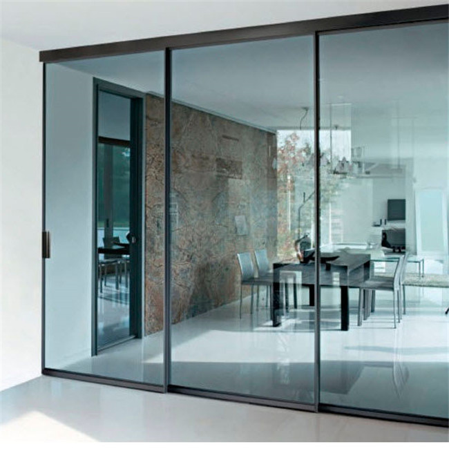 Charmant Villa Tinted Glass Sliding Doors Aluminium Profile Frame Doors   Buy Glass  Sliding Doors,Aluminium Profile Frame Doors,Aluminium Doors Product On  Alibaba. ...