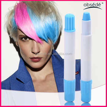 Hot Sale 12/24 Colors Set China Round Temporary Hair Chalk,Hair ...