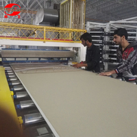 Gypsum board manufacturing plant machine 10million Square meter per year