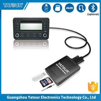 Interfaceautoradio Yt Adaptateur Usb Yatour M06 Voiture Aux Mp3 P0wOXk8n