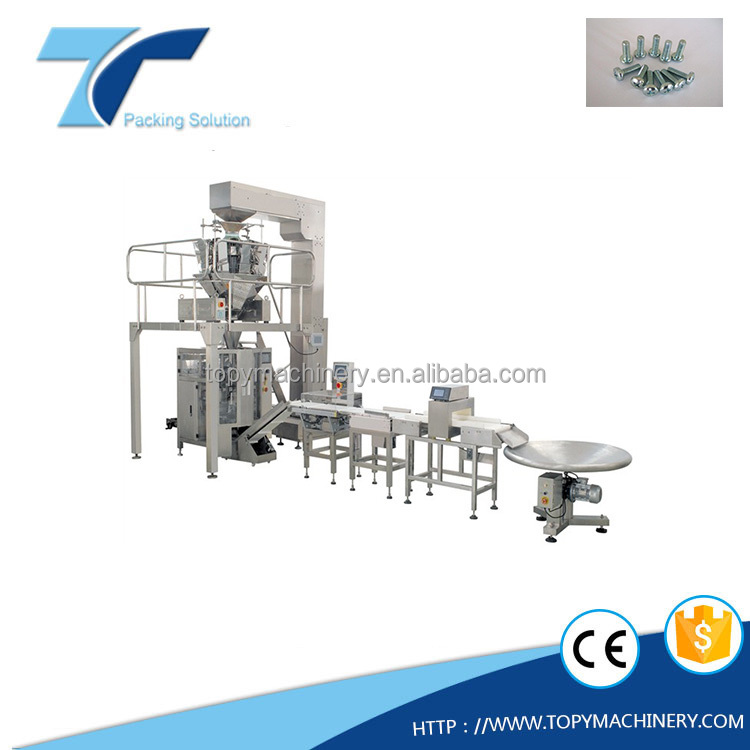 Good Price Automatic Vertical Forming Filling Sealing Screw Pouch Packing Machine