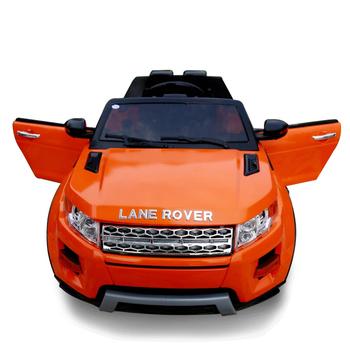Électriqueenfants Land Télécommande Buy Rover Dent Des Alimentés Jouets Par Rc Mp3 Bleu Voiture 4g Ride 2 Sur Bébé Batterie Ovn8N0mw