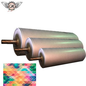 Best Ace Rotogravure Cylinder Pattern Roughness Roller For Rubber