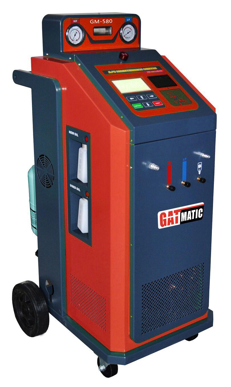 أحدث و عملية سهلة آلة تكييف السيارات فلوش/a/c تدوير GM710