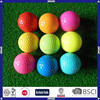 China made giveaway colorful golf ball