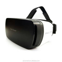 Free shipping passive circular polarized 3d virtual reality glasses shenzhen
