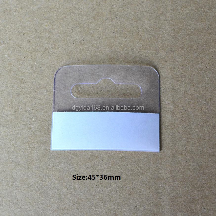 CR-MLD668_Metal bag accessories label tag Plastic snap fastener high quality clothing hang tags and labels