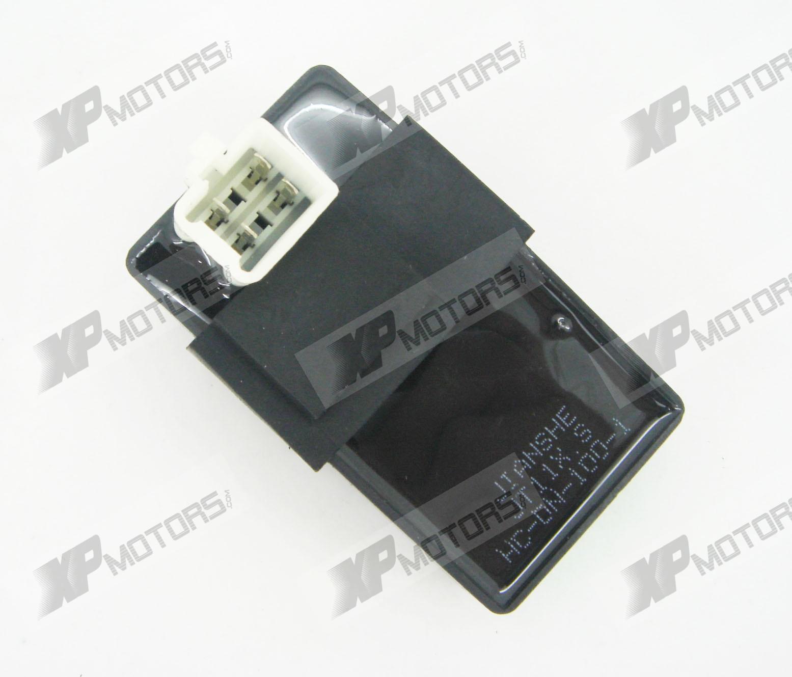 honda 6 pin cdi wiring diagram efcaviation com DC 4 PIN CDI box fit for  Honda Lifan Cub dirt pit 90 100 110CC honda