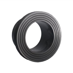 Ends Fittings Adapter Sdr11 Hdpe Pipe Fitting Flange Adaptor