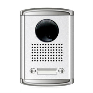 outdoor station for vandal-proof and waterproof wired doorbell video intercom
