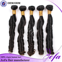 original indian remy spring curly virgin hair for sale