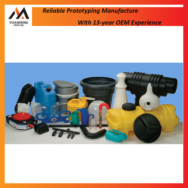 Top Automatic Plastic Injection Blow Molding for life appliance