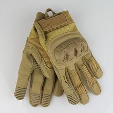 Уличные армейские тактические перчатки с вентилятором для фитнеса, защита от скольжения, защита от солнца, Походов, Кемпинга, перчатки с пол...(China)