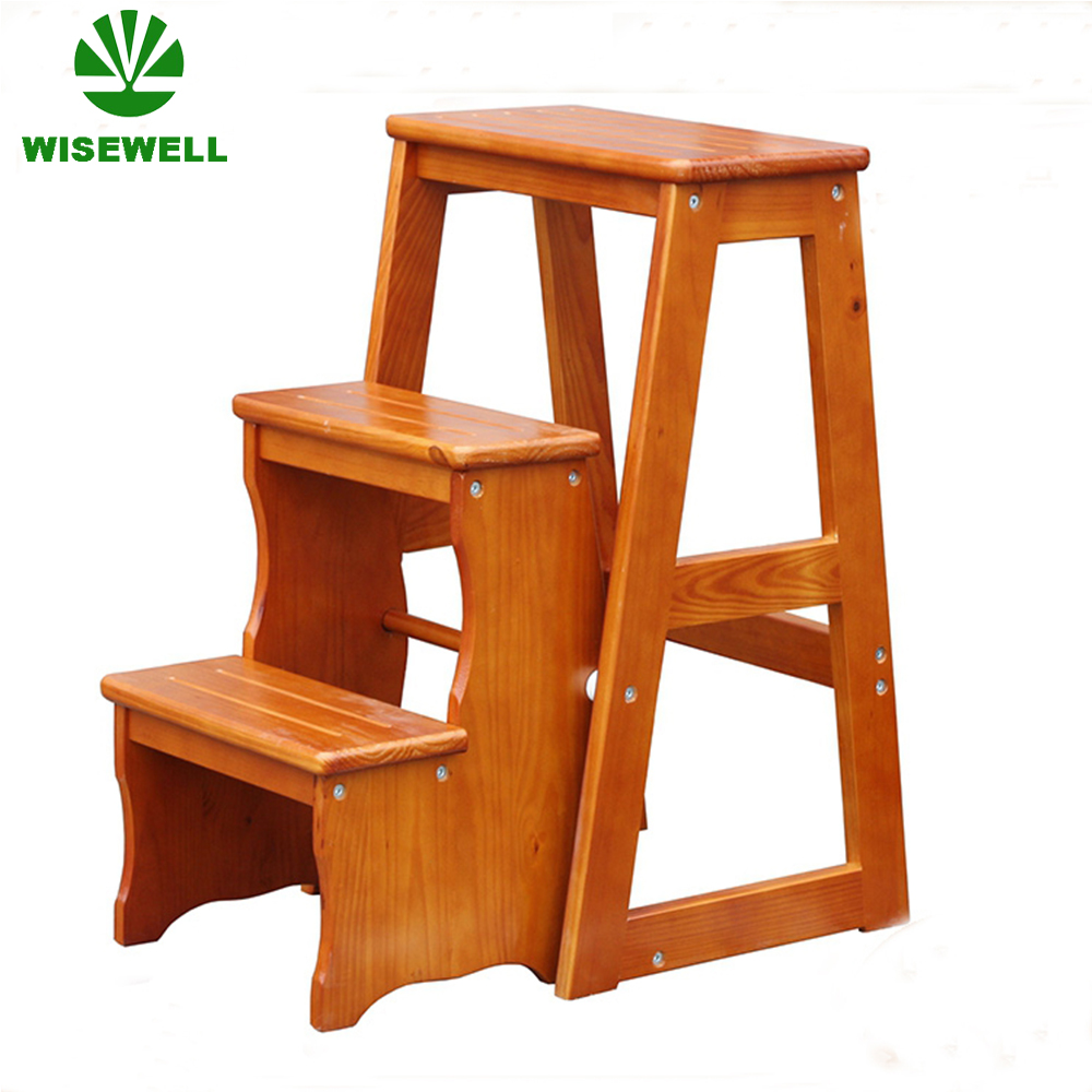 W-c-1227 Living Room Folding Wood Kitchen Step Stool - Buy Kitchen Step  Stool,Folding Wood Kitchen Step,Kitchen Step Stools Product on Alibaba.com