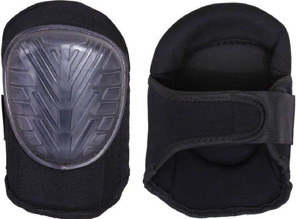 Black Multi-Purpose Gel Insert Knee Pads