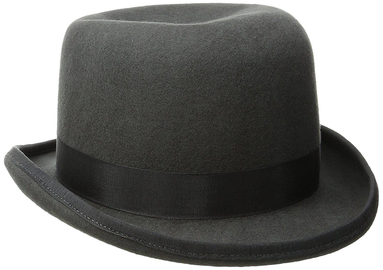 2c48979fbe7c0 Get Quotations · Scala Men s Wool Felt Derby Hat