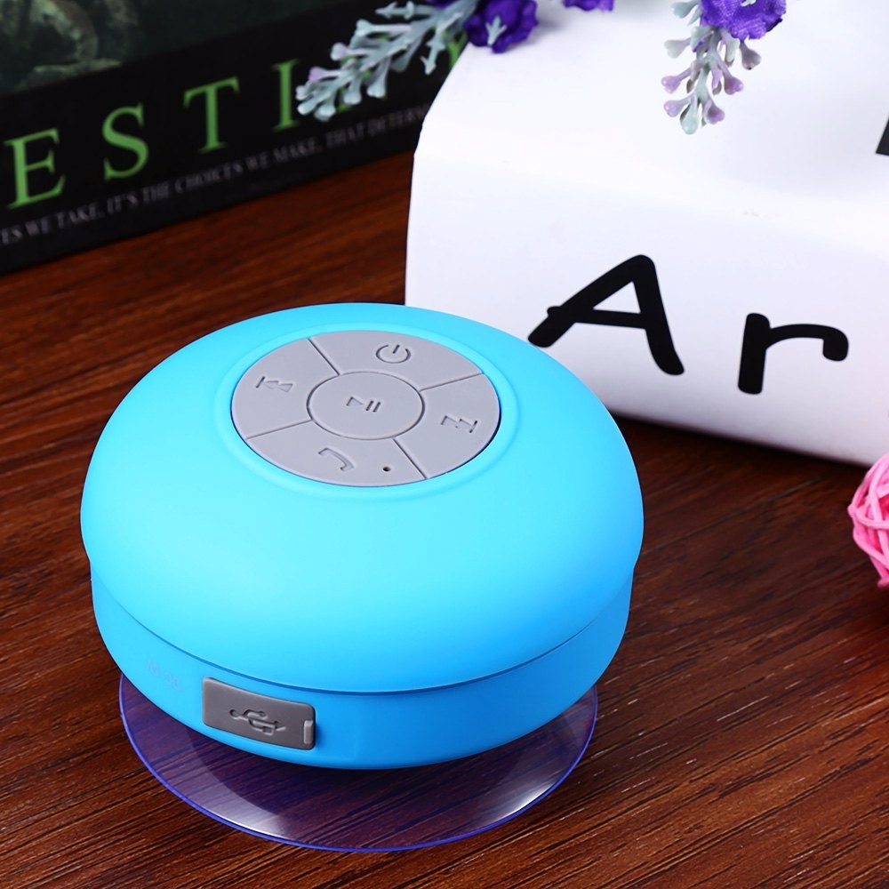 Portable charger enjoy music anytime anywhere speaker bluetooth speaker gift subwoofer speaker box