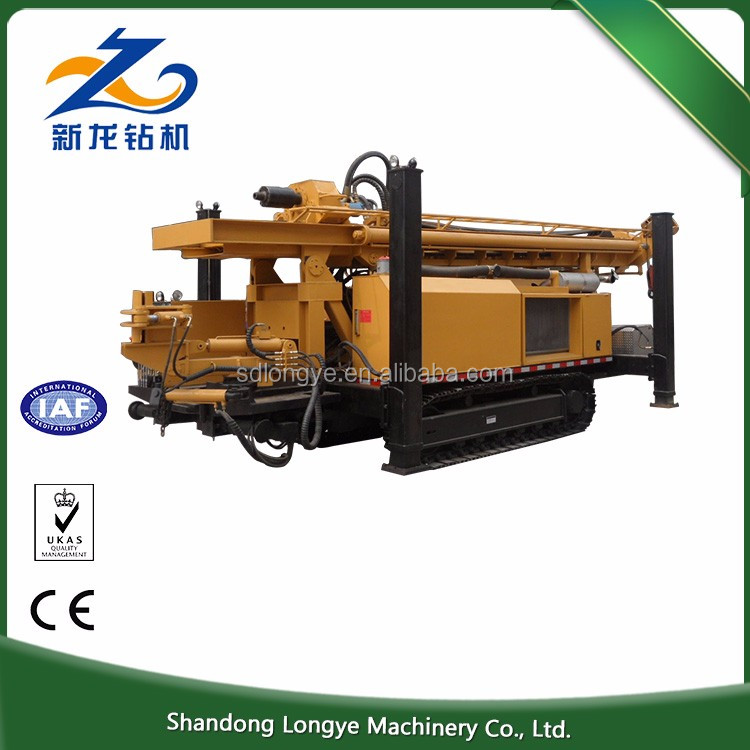Direct manufacture 400mm SL1100 bore well drilling machine price, well bore hole drilling machine price