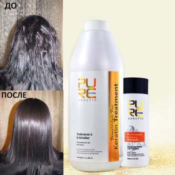 Keratine cheveux raides
