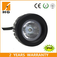 wholesale Mini 10w 2inch Car Light /Led Working Light for bicycle tricycle