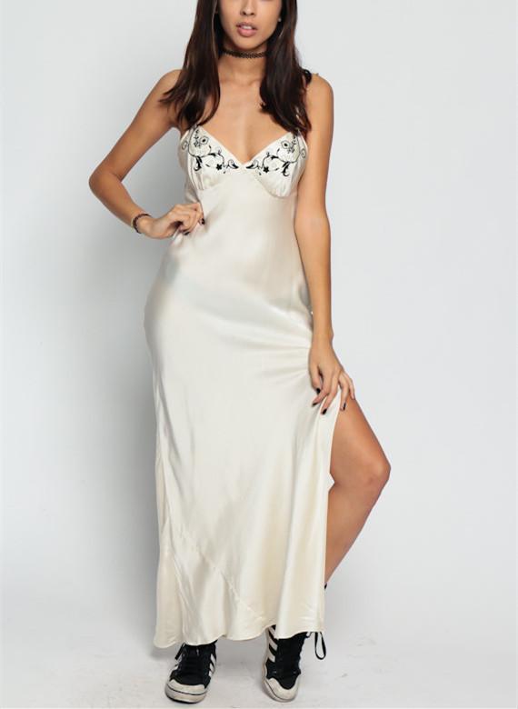 NOLA: Sexy sheer nightgown