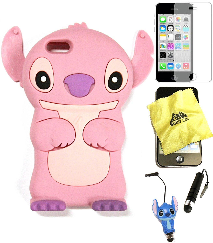 1x 3d Dust-proof Plug In The Shape Of A Cute Cat Crystal Diamond Luxurious 3.5mm Earphone Plug Dust Cap Pink Earphone Plug-hot Mobile Phone Accessories