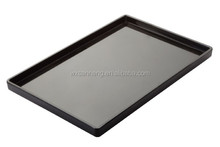 Best Price Hotel Used Wholesale Plastic Melamine Serving Tray