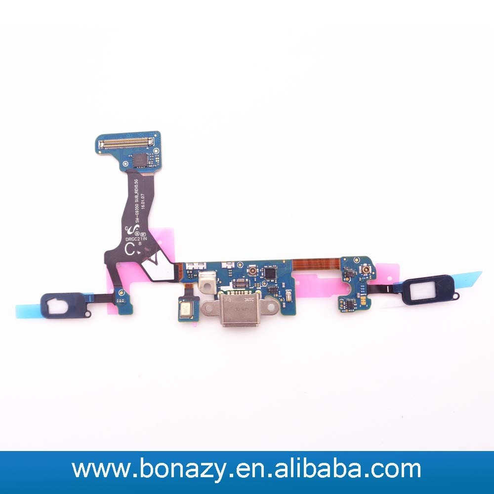 Original Charging flex cable for Samsung galaxy S7 edge G935 F C A T repair parts