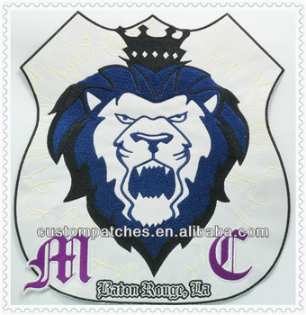 Motorcycle club patches no minimum buy motorcycle racing for Custom race shirts no minimum