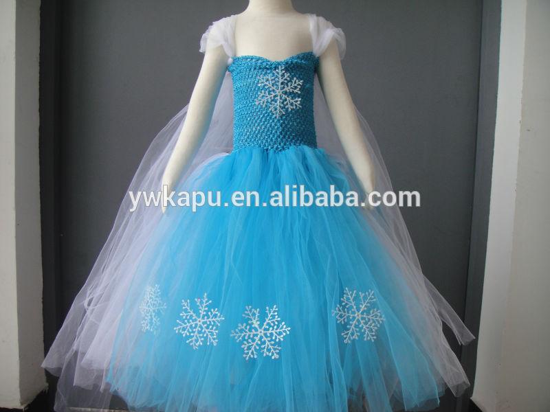 Moda Bebê Vestido Frozen Elsa O Vestido De Atacado Aniversário De Vestido Para A Menina Vestidos De Meninas Id Do
