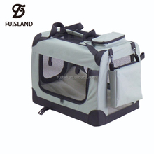 Portable Breathable Pet Dog Cat Travel Bag Carrier House Kennel Cage Tote
