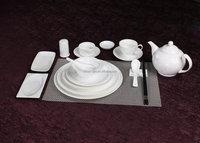 Best sale luxurious tableware set bone china dinner set for hotel/restaurant/wedding