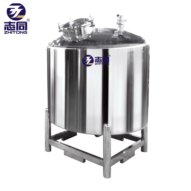 500L Cheap price stainless steel sealed cover hot <strong>water</strong> purifier storage <strong>tank</strong>