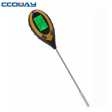 Hot Selling 4 in 1 conductivity probe, soil moisture sensor, thermal conductivity meter phmeter