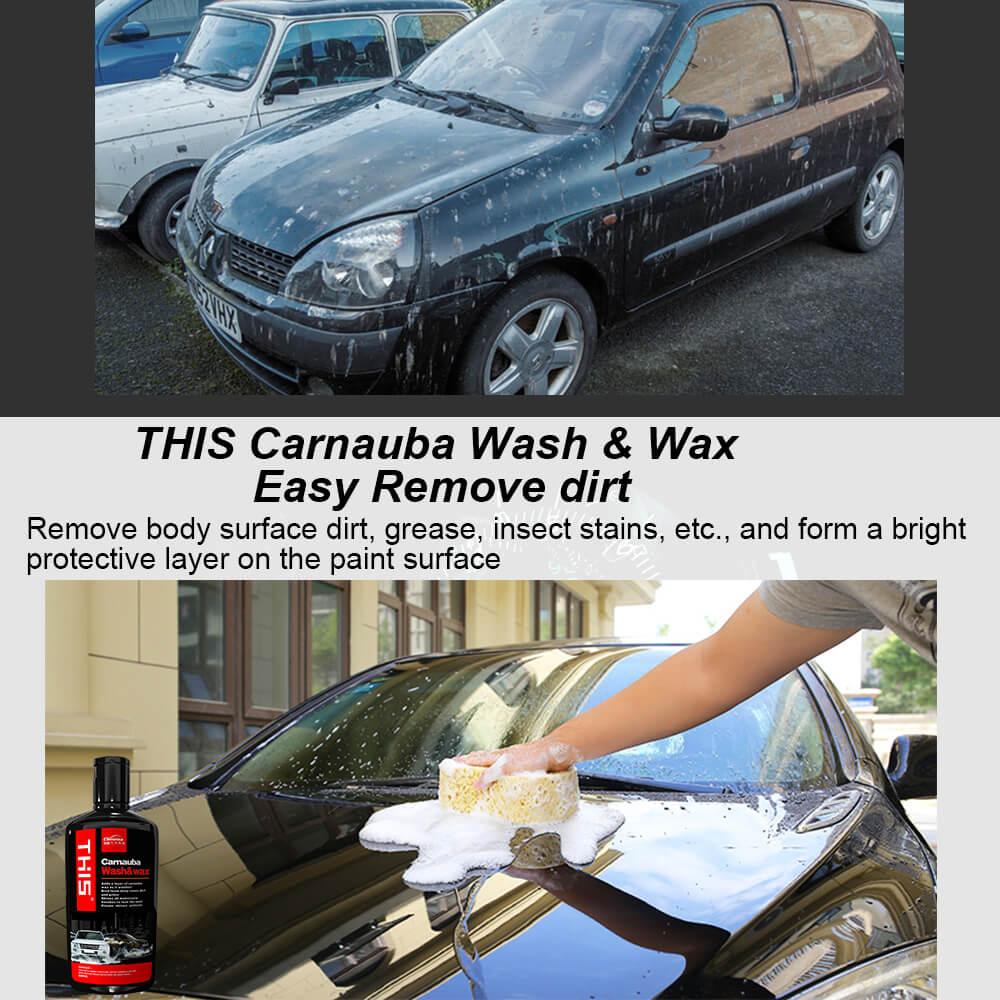 Sıcak araba balmumu - nedir bu