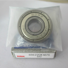 NSK 608 bearing deep groove ball bearing 608Z 608ZZ 608 2RS 8x22x7mm