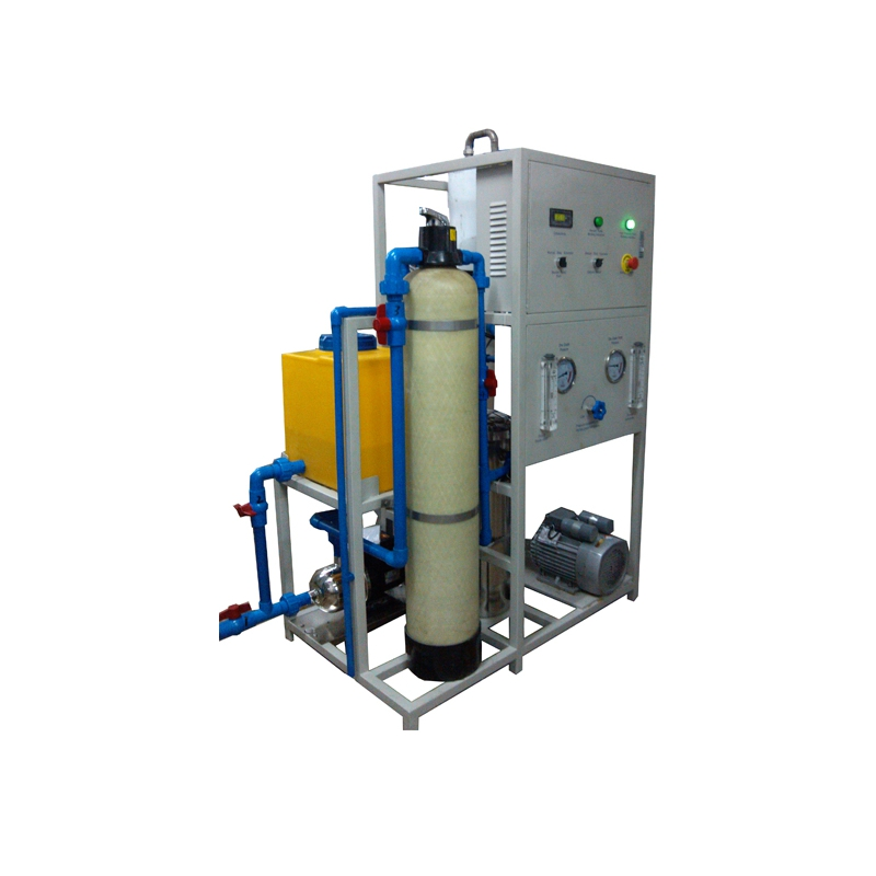 Gold Supplier RO System Seawater Sea Water Treatment Plant