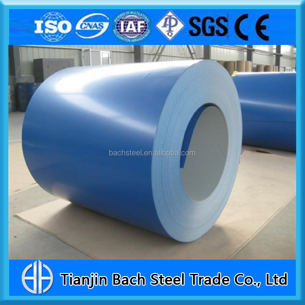Prepainted Galvanized/Galvalume Steel Coil/PPGI/PPGL Z275 Company in China Manufacture Wholesale