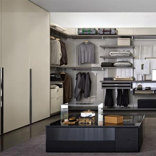 Modern Assemble Fabric Wardrobe Bedroom Furniture Accessories