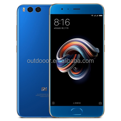 "Drop shipping Xiaomi mi note 3 3GB RAM 64GB ROM Snapdragon 660 MIUI 9 mobile phone 5.5 "" Xiaomi phone"